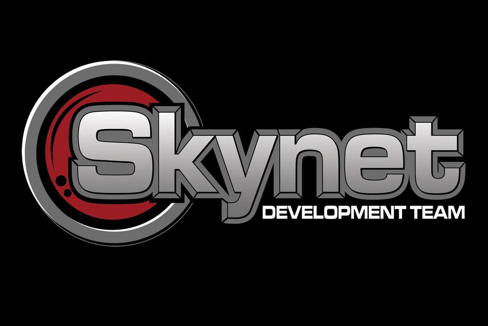 Skynet Courier Logo