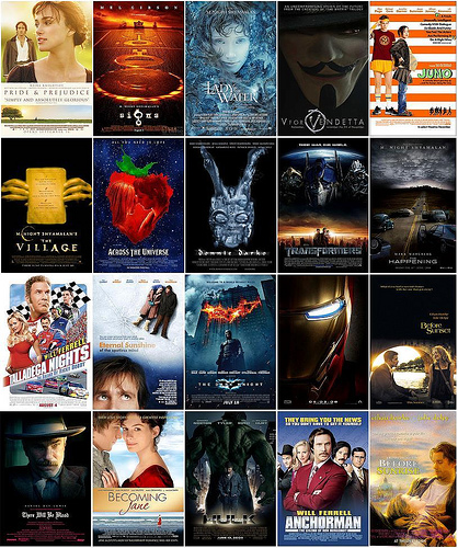 Not Sure If You Know This But While There Are Thousands Of Movie Posters Out Only About A Dozen Different Kinds